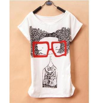 19a693a9e766 Women Printed T-Shirt at Rs 150  piece(s)