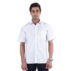 Scot Wilson White Silk Shirt