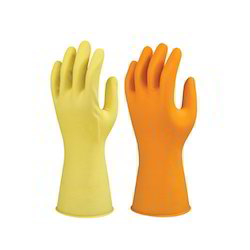 Chemosol Chemical Resistant Hand Gloves CE Marked