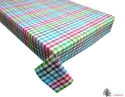 Restaurant Multi Colour Table Cloth