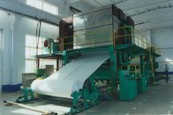 Tissue Paper Making Machines