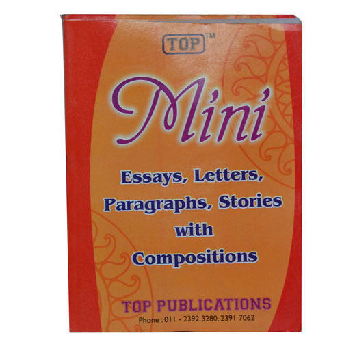 English Essay Book  School English Essay Book Manufacturer From Delhi Mini English Essay Book