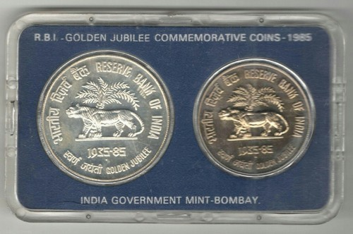 Old Coins Golden 5 Ru Note