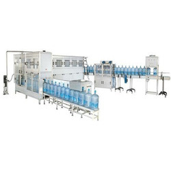 Fully Auto Pet Bottle Rinsing Filling Machine