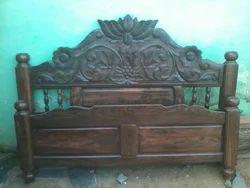 Beeda Wood Cot
