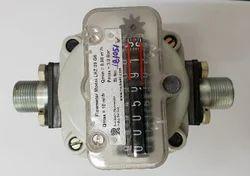 Rockwin gas meter