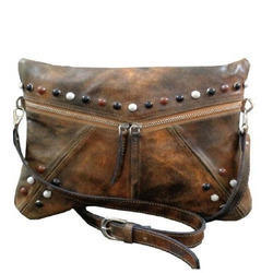 Ladies Leather Sling Bag
