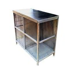 Stainless Steel Storage Bin