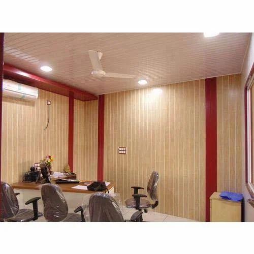 PVC Wall Panel Rs 120 Square Feet Sharma Enterprises