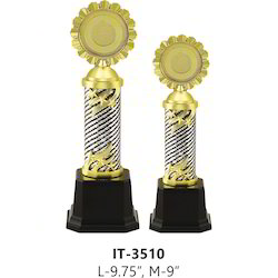 Gold Plated Trophy