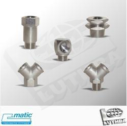 Nickel Fittings From Luthra Pneumsys Of Cmatic(RA Line)