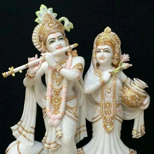 Marble Krishna Statue Radha Krishna Statue Manufacturer