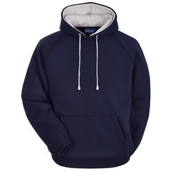 Men Cotton Hooded Jacket
