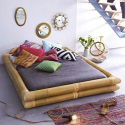 Bamboo Bed At Best Price In India