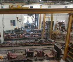 Fast Loop Moulding System for Foundry