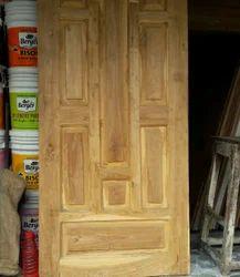 Structure Door Teak Doors