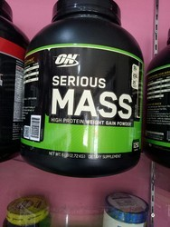 On Serious Mass, 1-2 Kg, Packaging Type: Can