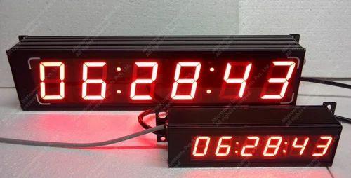 Gps Led Clock