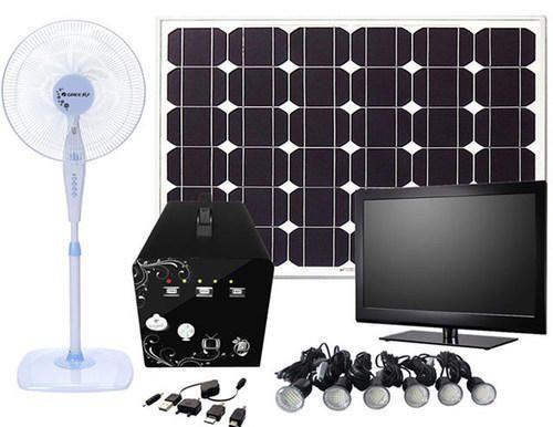 Solar Home Lighting System Solar Home Power System 1 Kw