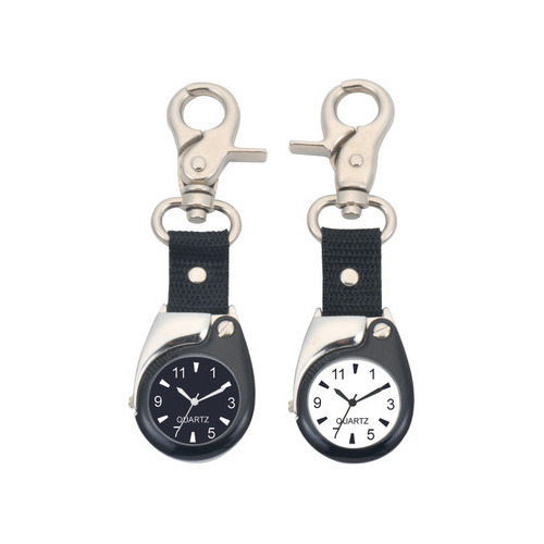 Black Keychain Watch With Magnifier e59fcfc61