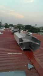 Natural Air Ventilation system