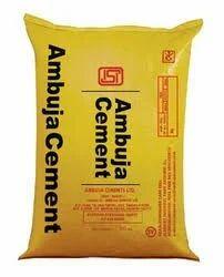 Grade: Ppc Ambuja Cement, 50kg
