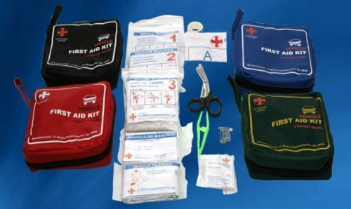 First Aid Kits - Sports First Aid Kits Wholesale Supplier from Pune