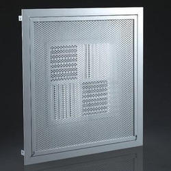 Perforated Diffusers