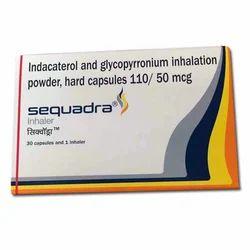 Glycopyrronium Inhalation Capsules