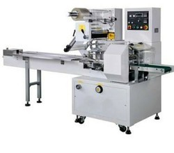 Automatic Fruits Pouch Packing Machine