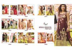 Rang Rasiya Premium Pakistani Lawn Suit