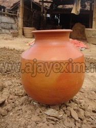 Mud Water Pot