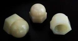 Stainless Steel Plastic Nut Bolt, Grade: Ss