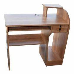 Wooden Desktop Computer Table