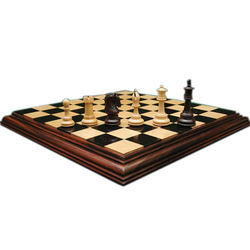 Rose Wood Chess Board