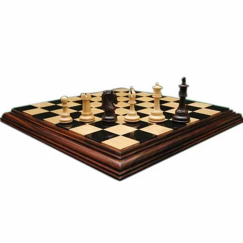 Rose Wood Chess Board