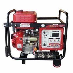 GE-3P-9000RS Silent Portable Petrol Generator