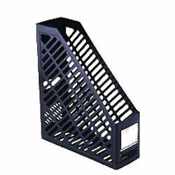 Black Kebica Table Top Office File Rack