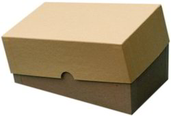 Square Corrugated Packaging Box