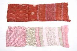 Cotton Hand Block Printed Dupatta