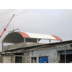 Structureless Roofing
