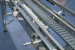 Conveyor For Bottle Filling Machine