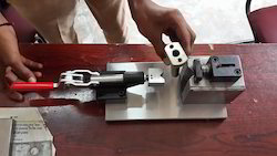 Stainless Steel Drilling Drill Jig, For Industrial