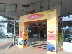 Mall Branding Service