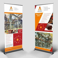 Stand Banner Printing Service