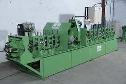 SS Pipe Making Machines