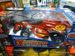 Remote Car Toy