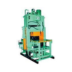 Heavy Duty Hydraulic Paver Block Making Machine