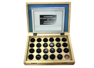 standard samples of metallurgical microstructure metallurgical lab rh indiamart com