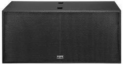 4000 Watts Black Pope GL218B Subwoofer Speaker System